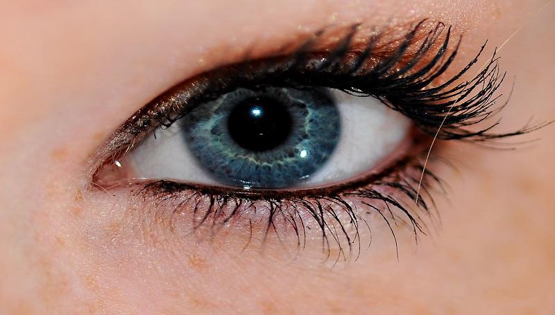 longer and thicker eyelashes