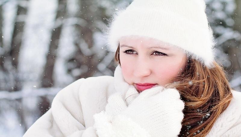 Winter face care