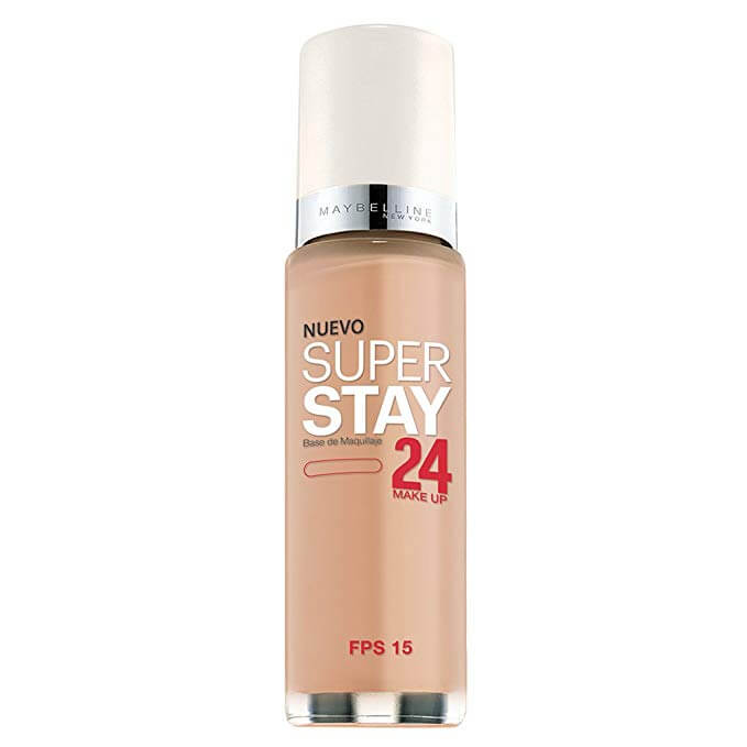 Maybelline Super Stay 24 Hour Makeup