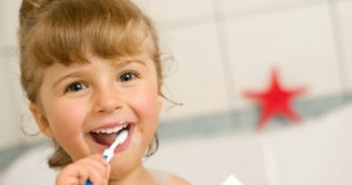 Child dental health