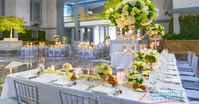 Decorate Your Wedding Venue